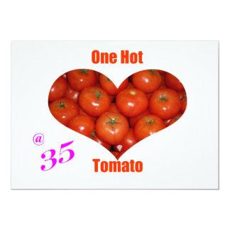 35 un tomate caliente anuncios