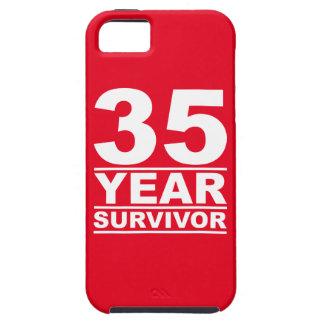 35 year survivor iPhone SE/5/5s case
