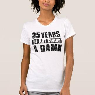 35 years tshirts