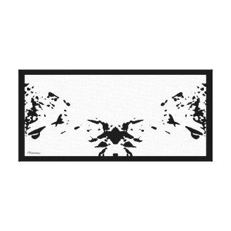 35mm_0007 Rorschach Impresion De Lienzo