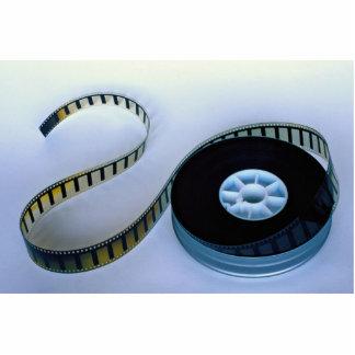 35mm blank film reel cutout