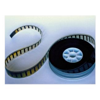 35mm blank film reel postcards