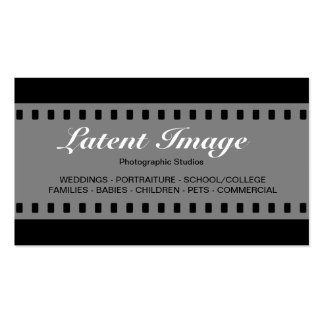 35mm Film 010 Double-Sided Standard Business Cards (Pack Of 100)