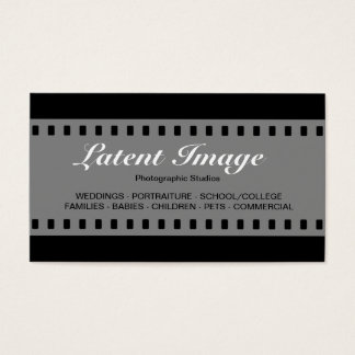 35mm Film 010 Business Card