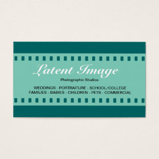 35mm Film 02 Business Card
