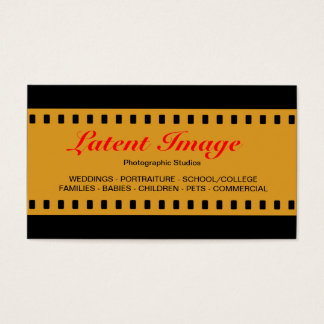 35mm Film 03 Business Card