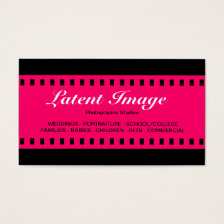 35mm Film 08 Business Card