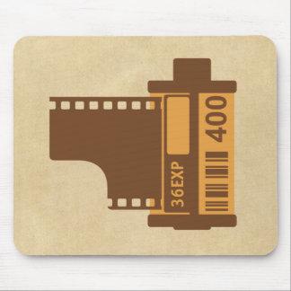 35mm Film Analog Design Mouse Pad