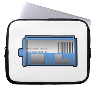 35mm Film Canister Laptop Case