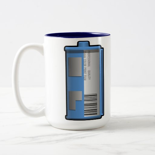 35mm Film Canister Mug