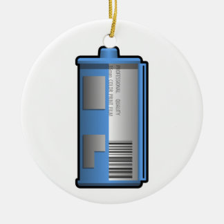 35mm Film Canister Ornament