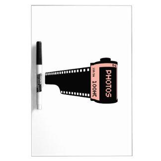 35mm Film Dry Erase White Board