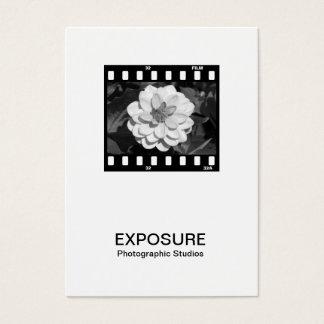 35mm Film Frame 01 Business Card