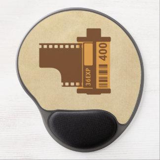 35mm Film Retro Technology Gel Mouse Pad