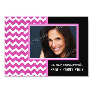 35tas invitaciones de la fiesta de cumpleaños de invitación 12,7 x 17,8 cm