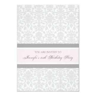 35tas invitaciones de la fiesta de cumpleaños del invitación 12,7 x 17,8 cm