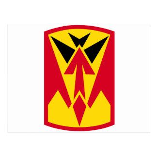 35th Air Defense Artillery Brigade Postcard