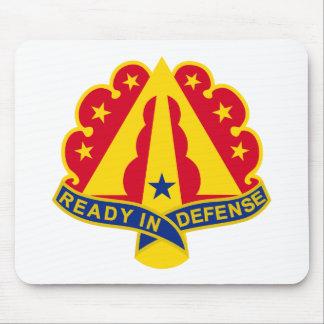 35th Air Defense Artillery Brigade-Unit Crest Mouse Pad