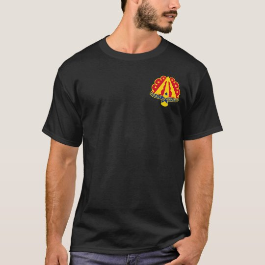 35th Air Defense Artillery Brigade-Unit Crest T-Shirt