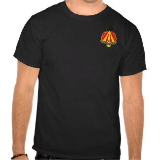 35th Air Defense Artillery Brigade-Unit Crest Shirts