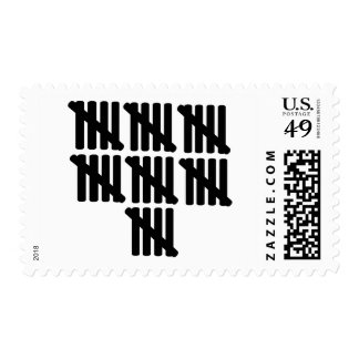 35th birthday postage stamps