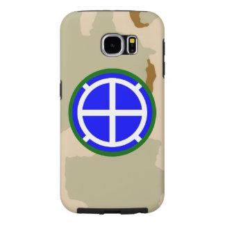 "35th Infantry Division ""Santa Fe"" Desert Camo Samsung Galaxy S6 Case"