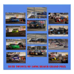 35th TOYOTA of Long Beach Grand Prix Posters