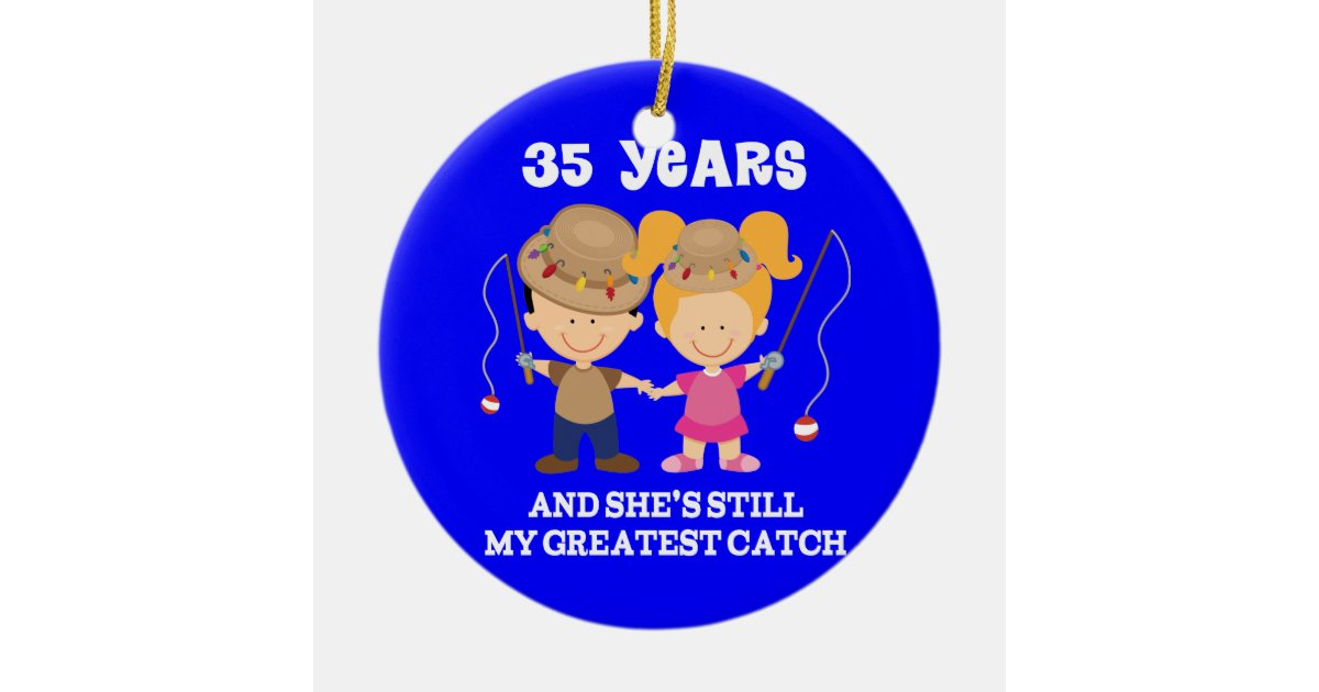 12th Year Wedding Anniversary Gifts: 35th Wedding Anniversary Funny Gift For Him Ceramic