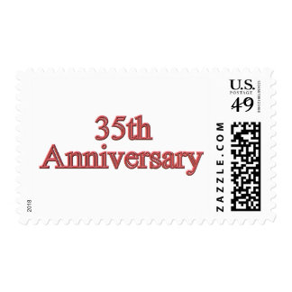 35thanniversary4t postage