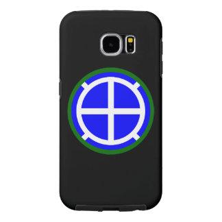 """35to División de infantería """"Santa Fe """" Funda Samsung Galaxy S6"""