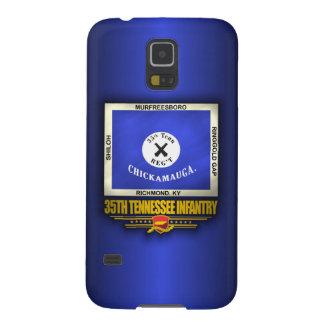 35to Infantería de Tennessee Fundas Para Galaxy S5