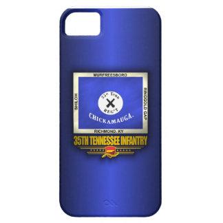 35to Infantería de Tennessee iPhone 5 Carcasa