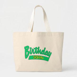 35to La bolsa de asas de los regalos de cumpleaños
