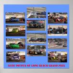 35to TOYOTA de Long Beach Grand Prix Posters
