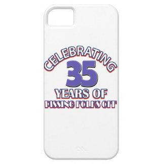 35tos diseños del cumpleaños iPhone 5 fundas
