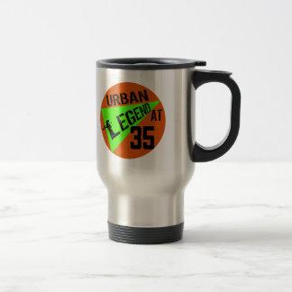 35tos regalos de cumpleaños del urban legend taza de viaje de acero inoxidable
