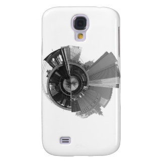 360 Degree Panoramic View of Brooklyn NYC Galaxy S4 Cases