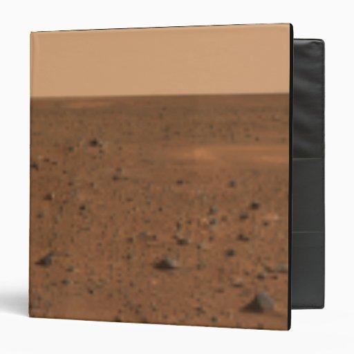 360-degree panoramic view of Mars Binder