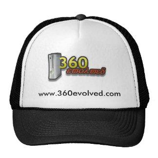 360 Evolved cap Trucker Hats