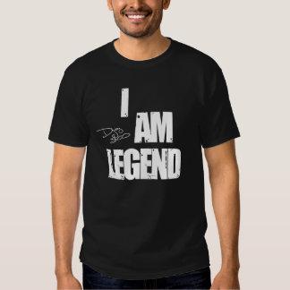 360 Signature: I AM LEGEND T-shirts