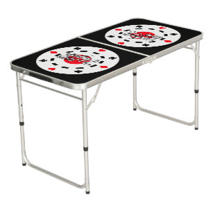 Vegas Beer Pong Tables Zazzle