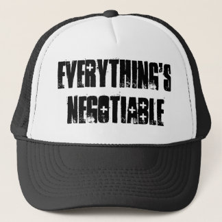 360Abode - Everything's Negotiable Hat