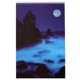 36106_b~California-Coast-Posters Wall Calendars
