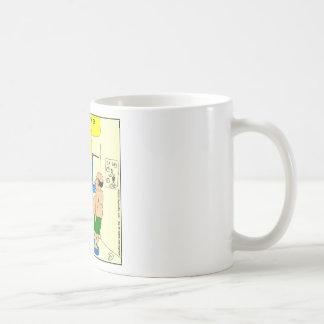 362 shrunk as you got older cartoon coffee mug