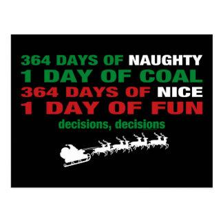 364 Days of Naughty Postcards