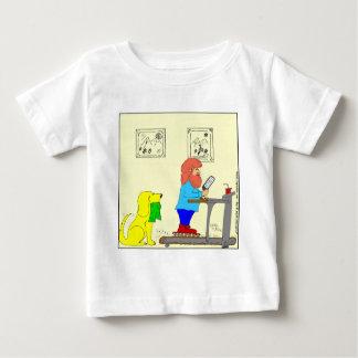 364-skates-for-exercise cartoon baby T-Shirt