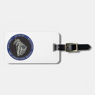 364 TRS Detachment 1 Items Luggage Tag