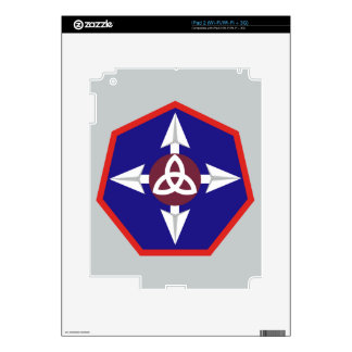 364th Sustainment Command iPad 2 Decals