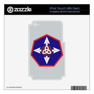 364th Sustainment Command iPod Touch 4G Skin