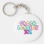 365 Cheerleading Keychain